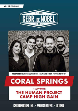 Foto op affiche Coral Springs