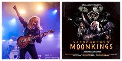 Touraffiche Vandenberg´s Moonkings