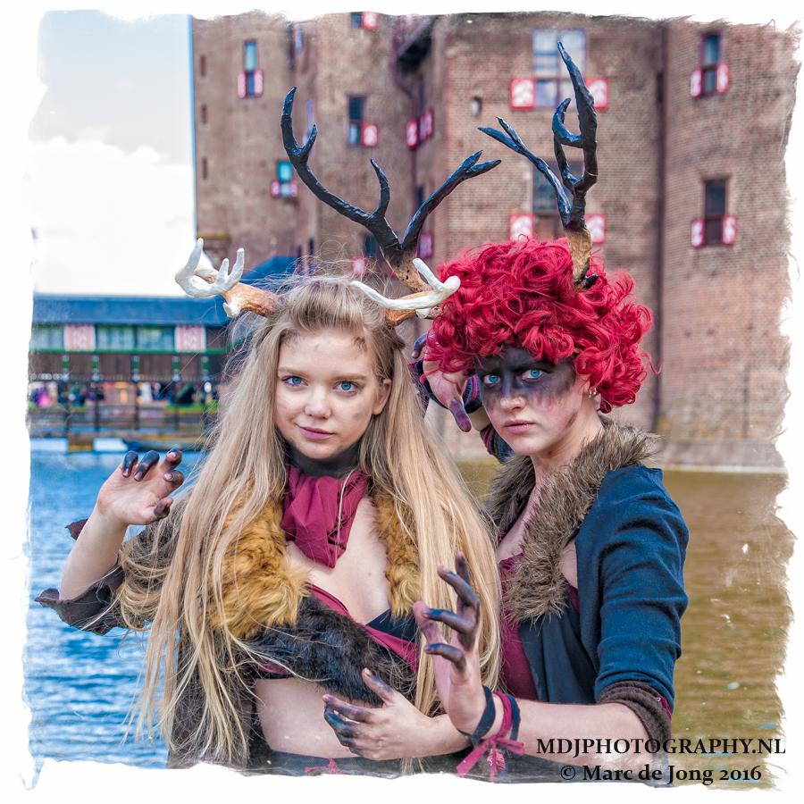 Nicole & Alexis - Elfia 2016