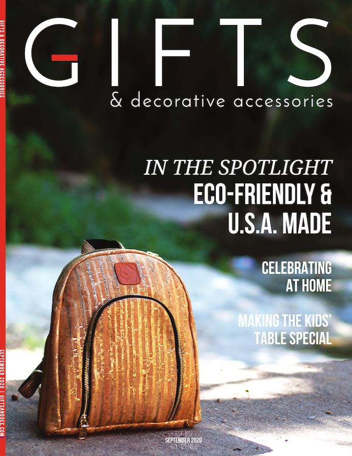 Cover & Feature in Gifts and Decorative Accessories September 2020Deco
