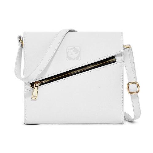 Cashew - White Rhino Signature Shoulder Bag