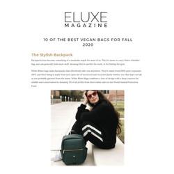 Best Vegan Bags for Fall