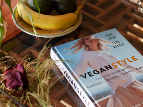 Book Review: Vegan Style – a plant-based guide to fashion, beauty, home & travel.
