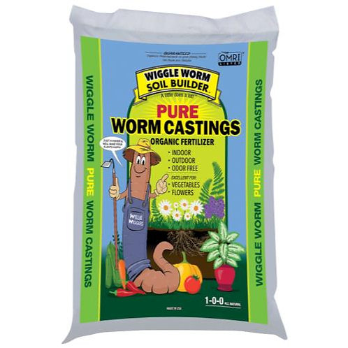 WIGGLE WORM PURE WORM CASTINGS