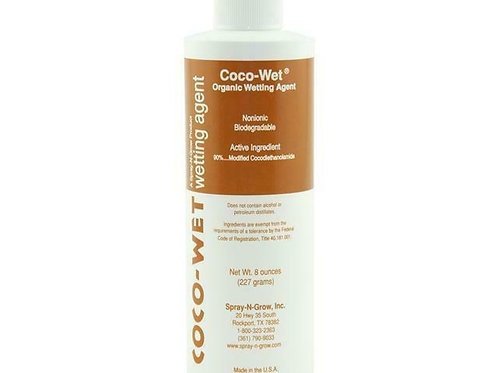 SPRAY-N-GROW® COCO-WET WETTING AGENT®