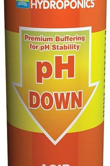GENERAL HYDROPONICS pH DOWN