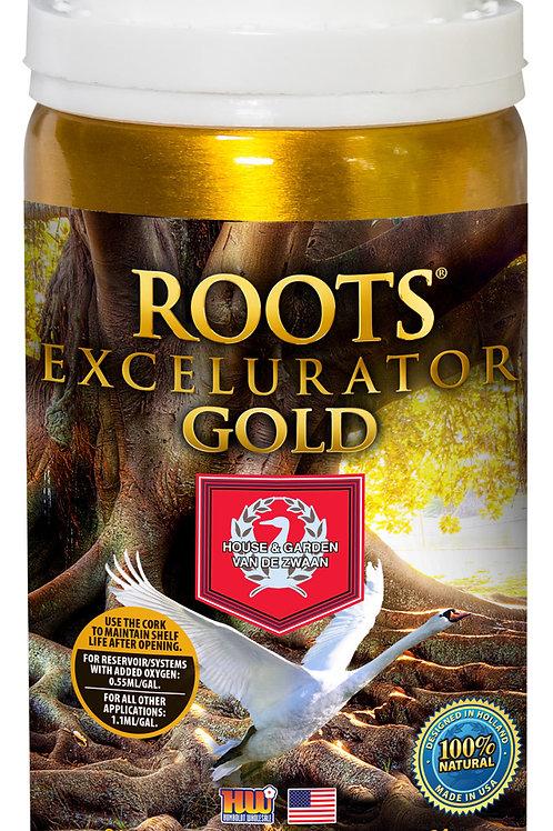 HOUSE & GARDEN ROOTS EXCELURATOR GOLD