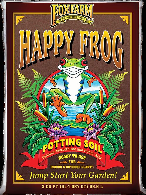FOXFARM HAPPY FROG® POTTING SOIL