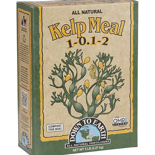 DOWN TO EARTH KELP MEAL