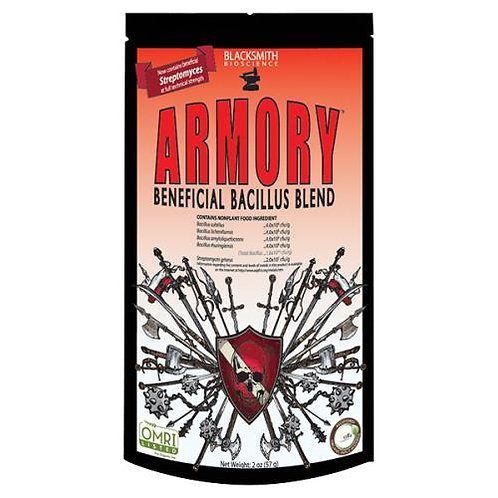 Armory beneficial bacillus blend