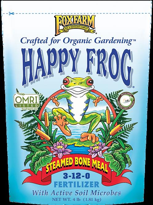 FOXFARM HAPPY FROG® STEAMED BONE MEAL FERTILIZER