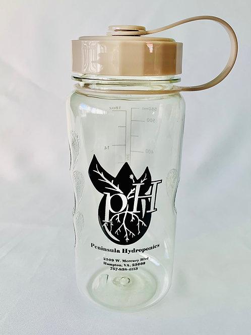 pH Water bottle