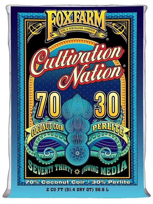 FOXFARM CULTIVATION NATION® 70/30