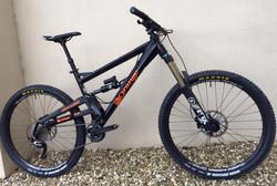 Orange Alpine 160 4