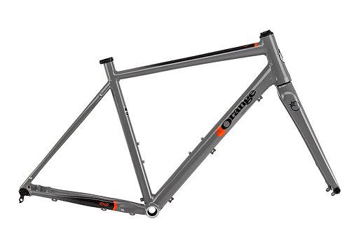Orange RX9 Frame +Fork v2