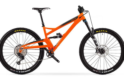 Orange Stage 6 Pro