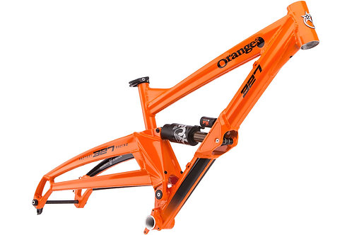 Orange 327 Frame Only