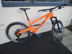 Orange Five 9