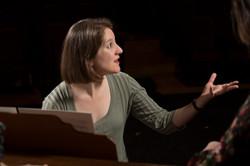 Lisa Bielawa, Composer. By Matt Gush