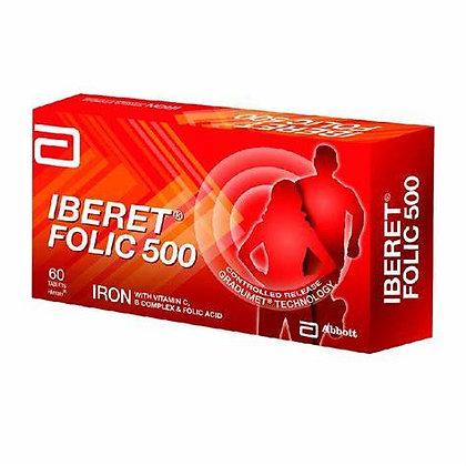 Iberet-Folic 500