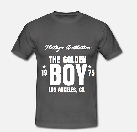 Larry Dee Scott T-Shirt - Golden Era Edition