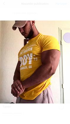 Larry Dee Scott T-Shirt - Golden Era Edition