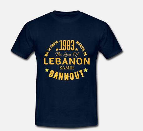 Samir BannoutT-Shirt - Golden Era Edition