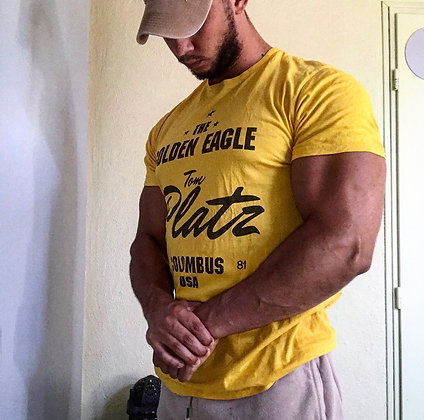 Tom Platz T-Shirt - Golden Era Edition
