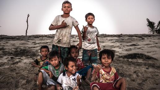 Children of the Island - Sumbawa - Indonesia