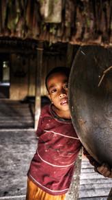 Hide - Mentawai People - Indonesia