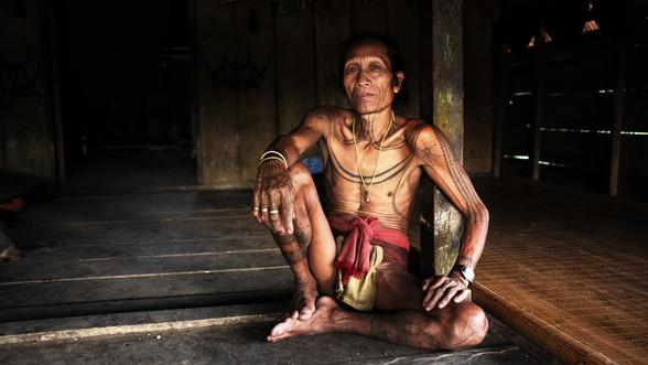 Tribe Leader - Mentawai People - Indonesia