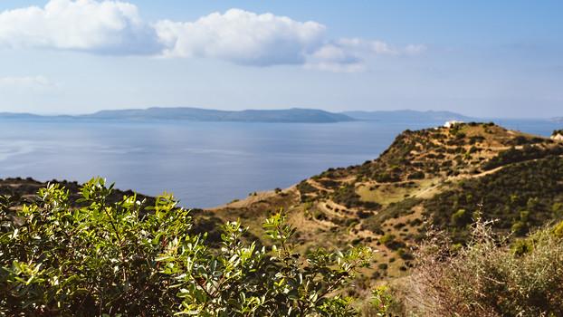Tsapi Beach, Peloponnese