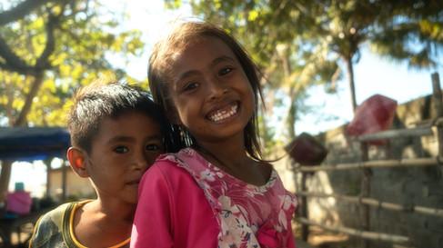 Smile for me - Sumbawa - Indonesia