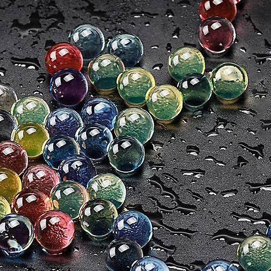 Gel balls