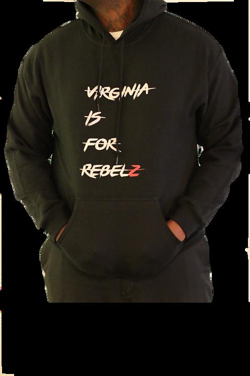 Virginia is for RebelZ Hoodie