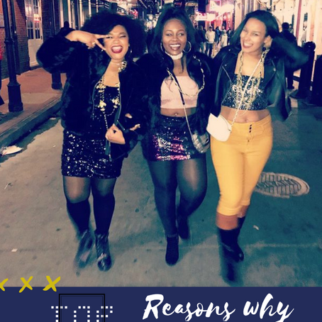 Top 10 Reasons Why Girl Trips Are Needed!