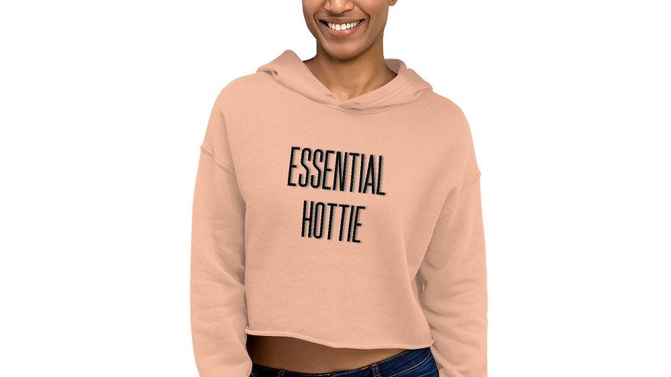 Essential Hottie - Crop Hoodie