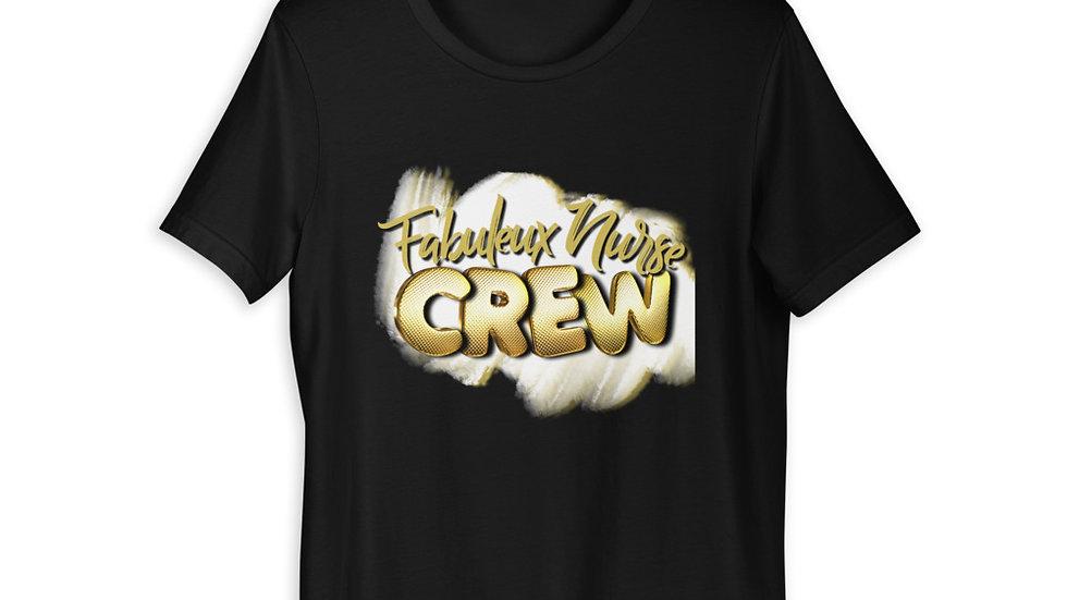 Fabuleux Nurse Crew - White/Gold