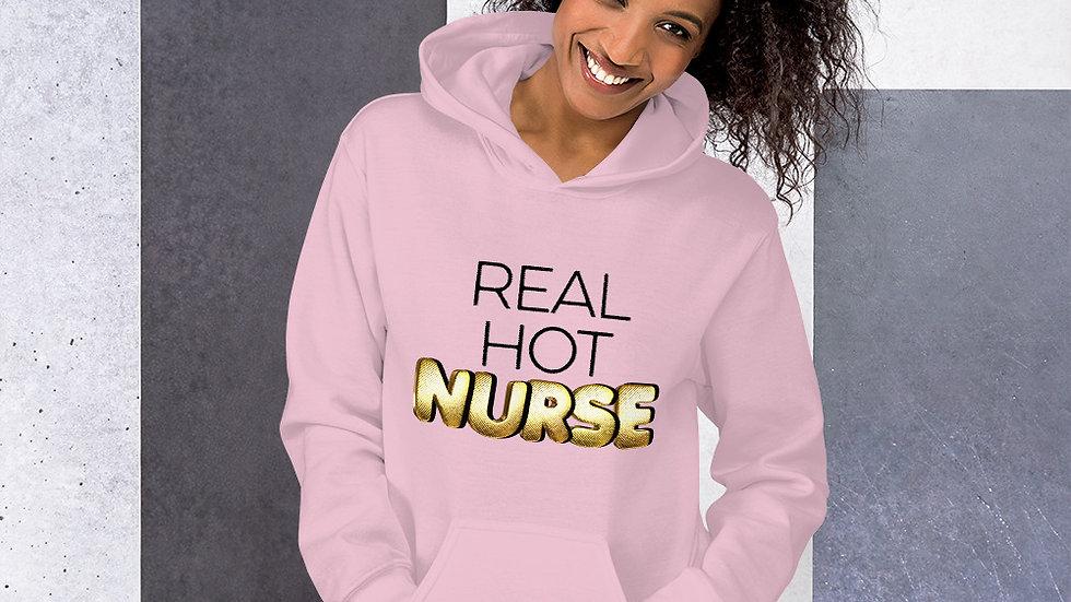 Real Hot Nurse Unisex Hoodie