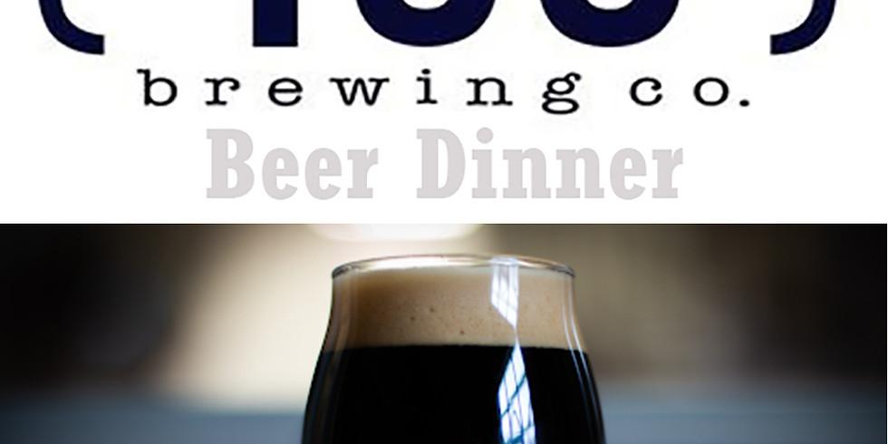 405 Brewery Beer Dinner