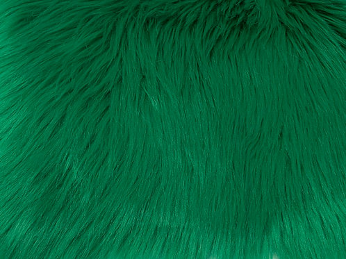 Emerald Luxury Shag Faux Fur