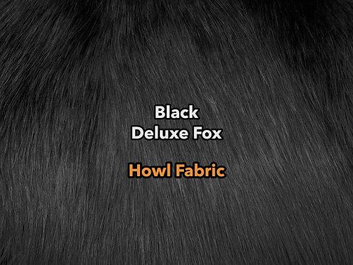Black Deluxe Fox SWATCH