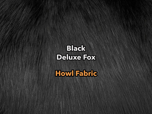 Black Deluxe Fox