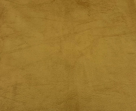 Golden Minky Cuddle Solid Fabric