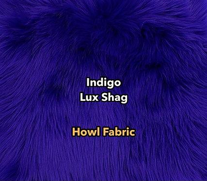 Indigo Luxury Shag Faux Fur PREORDER