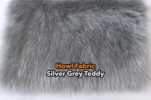 Silver Grey Teddy SWATCH