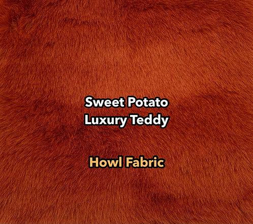 Sweet Potato Luxury Teddy Faux Fur PREORDER