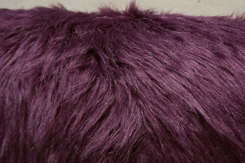 Plum Purple Short Fox 2""