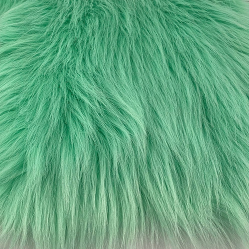 "Mint Green Short Fox 2"" SWATCH"
