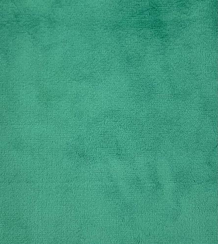 Seafoam Minky Cuddle Solid Fabric
